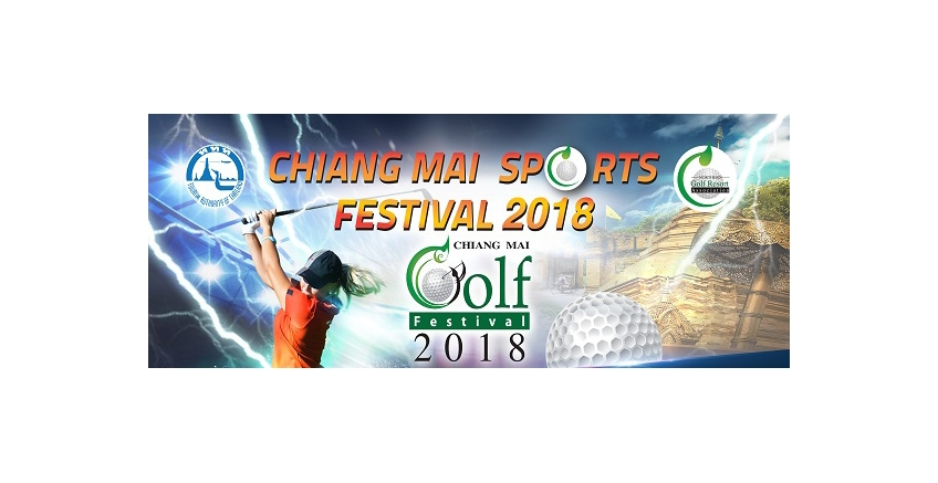 Chiangmai Golf Festival 2018