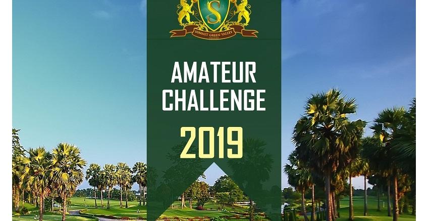 Summit Green Valley Amateur Challenge 2019